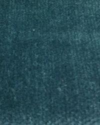 Blue Furnishings Velvets Fabric  Boulevard Ocean