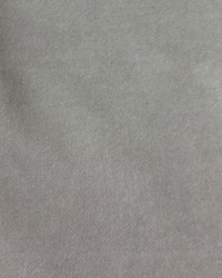 Silver Furnishings Velvets Fabric  CW Velveteen Silver Grey