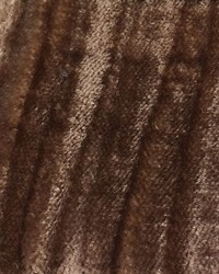 Yellow Furnishings Velvets Fabric  Mars Crushed Velvet Acorn