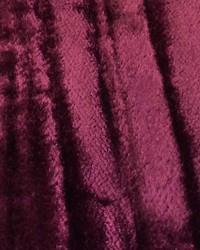 Furnishings Velvets Fabric  Mars Crushed Velvet Chianti