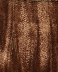 Mars Crushed Velvet Cognac by