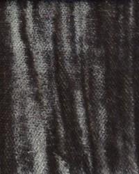 Black Furnishings Velvets Fabric  Mars Crushed Velvet Graphite
