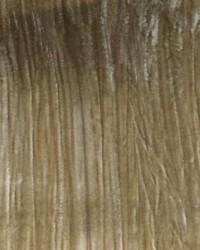 Beige Furnishings Velvets Fabric  Mars Crushed Velvet Khaki