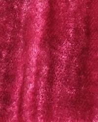 Purple Furnishings Velvets Fabric  Mars Crushed Velvet Magenta