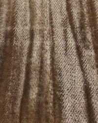 Beige Furnishings Velvets Fabric  Mars Crushed Velvet Putty