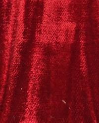 Mars Crushed Velvet Ruby by