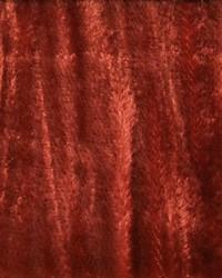 Orange Furnishings Velvets Fabric  Mars Crushed Velvet Sienna
