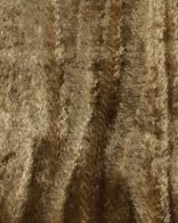 Brown Furnishings Velvets Fabric  Mars Crushed Velvet Truffle