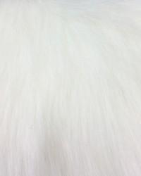 White Faux Fur Fabric  Santa Fur White