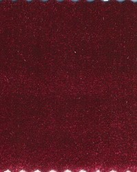 Stretch Knit Velvet Burgundy by