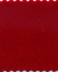 Stretch Knit Velvet Scarlet by