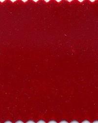 Red Stretch Velvet Fabric  Stretch Knit Velvet Scarlet