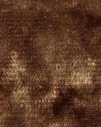 Furnishings Velvets Fabric  Twinkle Shimmer Velvet Brandy