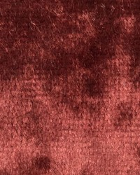 Red Furnishings Velvets Fabric  Twinkle Shimmer Velvet Brick