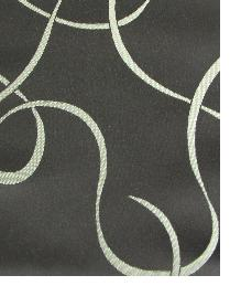 Brown Circles and Swirls Fabric  Erin Espresso
