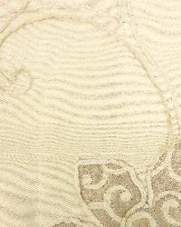 Beige Medium Print Floral Fabric  Sawyer Vanilla