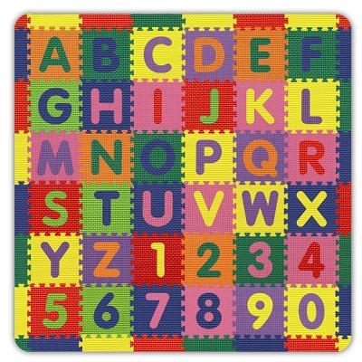 Alessco A-Z & 0-9 Soft Tiles Set  Search Results