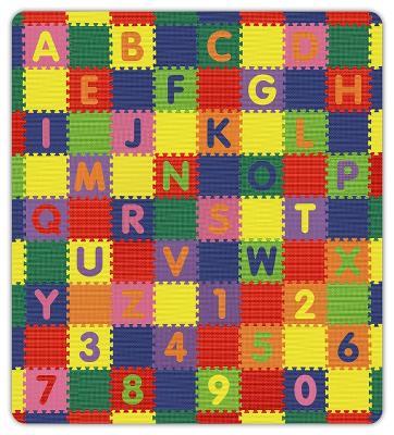 Alessco A-Z & 0-9 Soft 9x10 Soft Tiles Set  Search Results