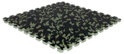Alessco SoftCamo Floor Tile  Search Results