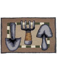 JB-RB004 Dig in the Dirt Indoor Outdoor Rug by