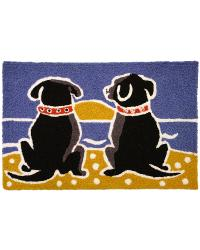 JB-SE003 Ralphie and Lulu Indoor Outdoor Rug by