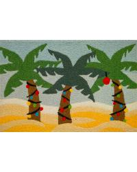 Holiday Palms by
