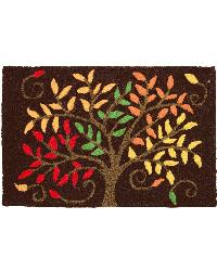 Autumn Colors with Memory Foam by