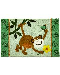 Monkey See Indoor Outdoor Rug by