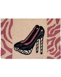Hot Heels Indoor Outdoor Rug by