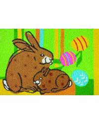 Bunnies Rug by