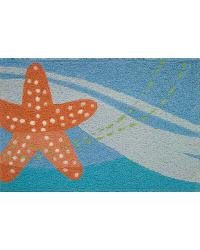 STARFISH   RUG by