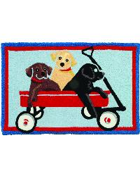 Puppy Wagon by