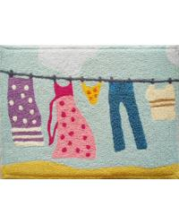 Laundry Time with Memory Foam by