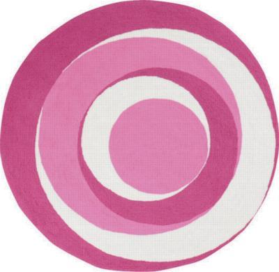 Cleimp doopr black pink purple 8x11 area rugs modern - Chief architect home designer torrent ...