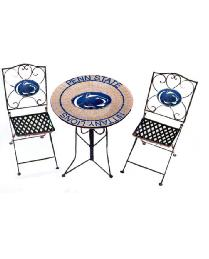 Penn State Lions Bistro Set by