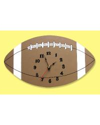 Football Wall Clock by