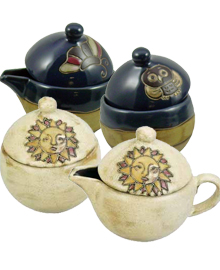 Creamer and Sugar Sets Stoneware