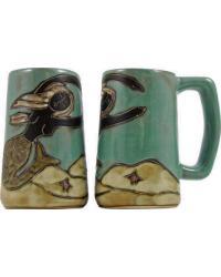 Mermaids Stoneware Stein by