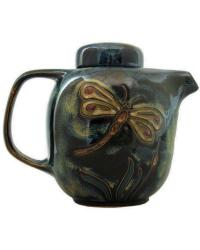 Dragonfly Tea Pot by