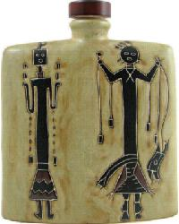 24 oz. Square Decanter - Yei Figures by