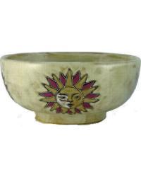 Desert Sun Serving Bowl by