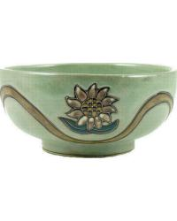 Sunflowers Serving Bowl by