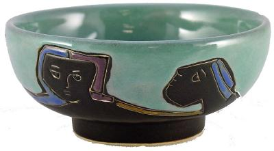 Mara 24 oz. Serving Bowl - Faces/Light Green  Search Results