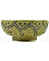 Grape Vine Small Serving Bowl by