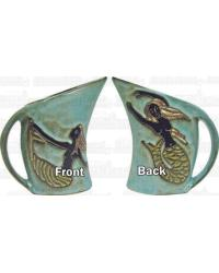 32 oz. Curved Pitcher - Mermaids by