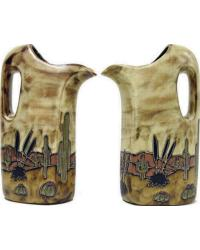 32 oz. Pitcher - Desert Scene by