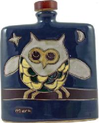 24 oz. Square Decanter - Owl by