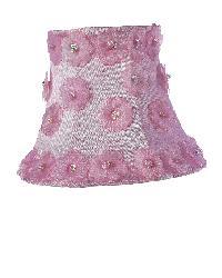 Chandelier Shade - Petal Flower - Pink by