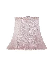 Chandelier Shade - Plain - Pink by