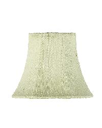 Chandelier Shade - Plain - Green by